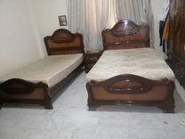 غرفة نوم بحالة جيدة جدا للبيع