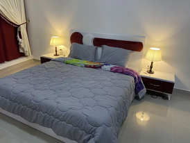 Bedroom in good condition