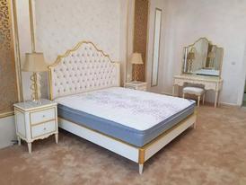 غرفة نوم جديدة خشب مصري