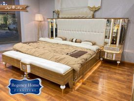 غرفة نوم جديدة راقية و عصرية