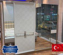 غرفة نوم مودرن صناعة تركية