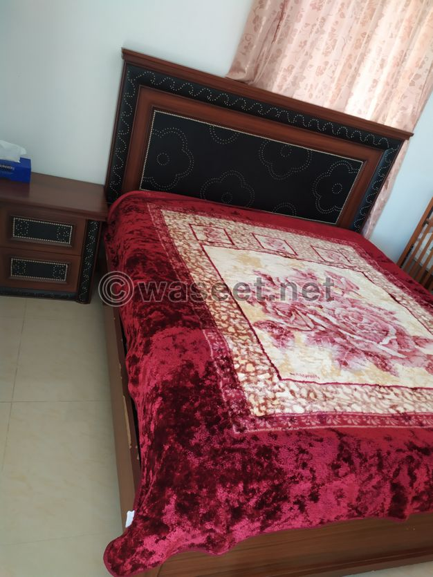 Bedroom used 4 pieces for sale