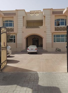 2 rooms hall monthly rent in khalifa