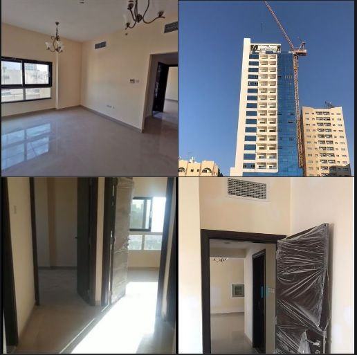 Two rooms and lounge ready in Al Qasimia