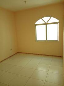 غرفتين وموزع مع 2 حمام