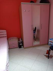 غرفه نوم بناتي مستعمله للبيع