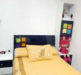 غرفه نوم وغرفه اطفال
