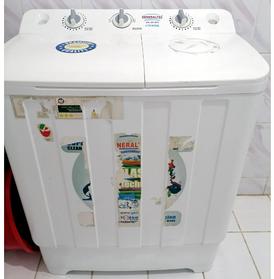 Twin tub washing machine for sale