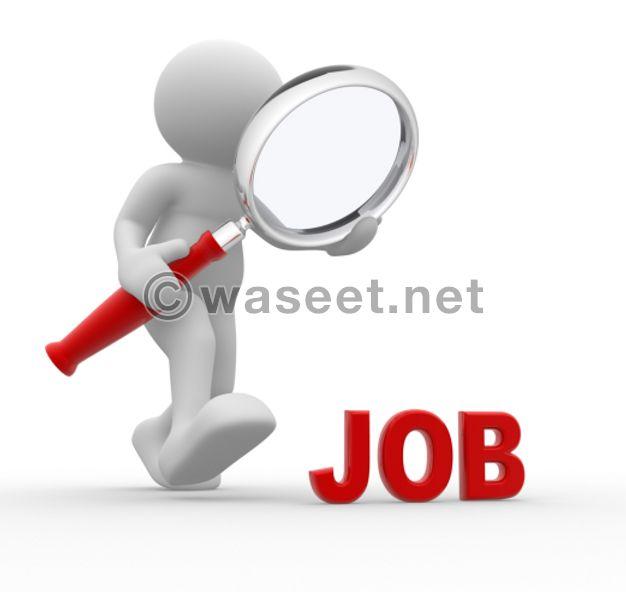 فتاة أبحث عن عمل في المبيعات