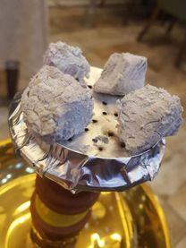 فحم طلح سوداني للأراجيل