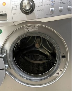 Oven + Washing Machine
