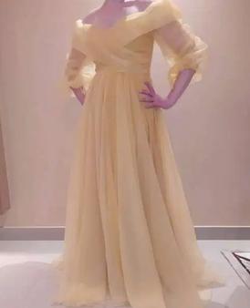 فستان استايل برنسيس 13