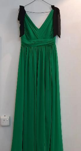 فستان  الأخضر المينت