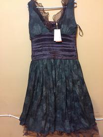 فستان جديد قصير مقاس 16