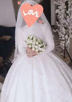 فستان زفاف للبيع 14