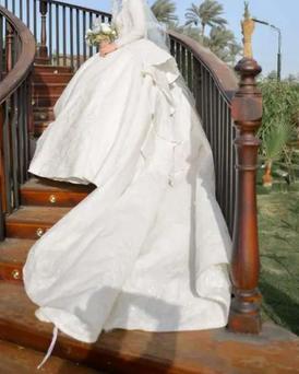 فستان زفاف للبيع 13
