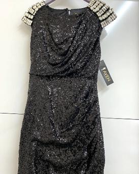 فستان سهرة فرنسي