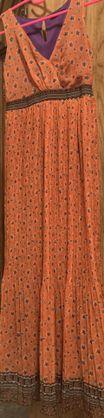 فستان طويل اورنج