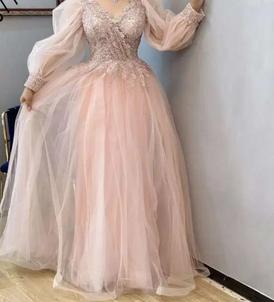 فستان مستورد من تركيا 10