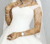 فستان من تركيا للبييع