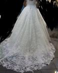 فستان من تركيا للبييع 1