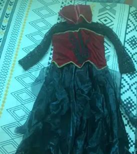 فستان هالوين للبنات
