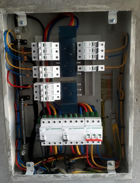 Electrical technician to maintain faults