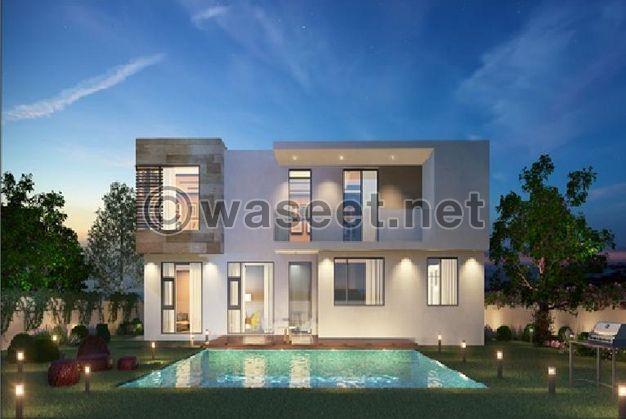 Doreen Villa in Sharjah 3 km from Al Khawaneej in Dubai