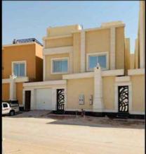 فيلا للايجار في حي المونسية في الرياض