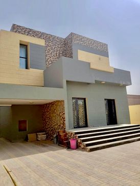 Modern villa for rent in Al Rawda, Ajman
