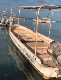 » قارب الفردان 6 متر