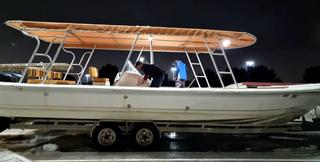 Sea Master boat