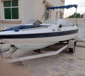 Picnic boat 18 feet