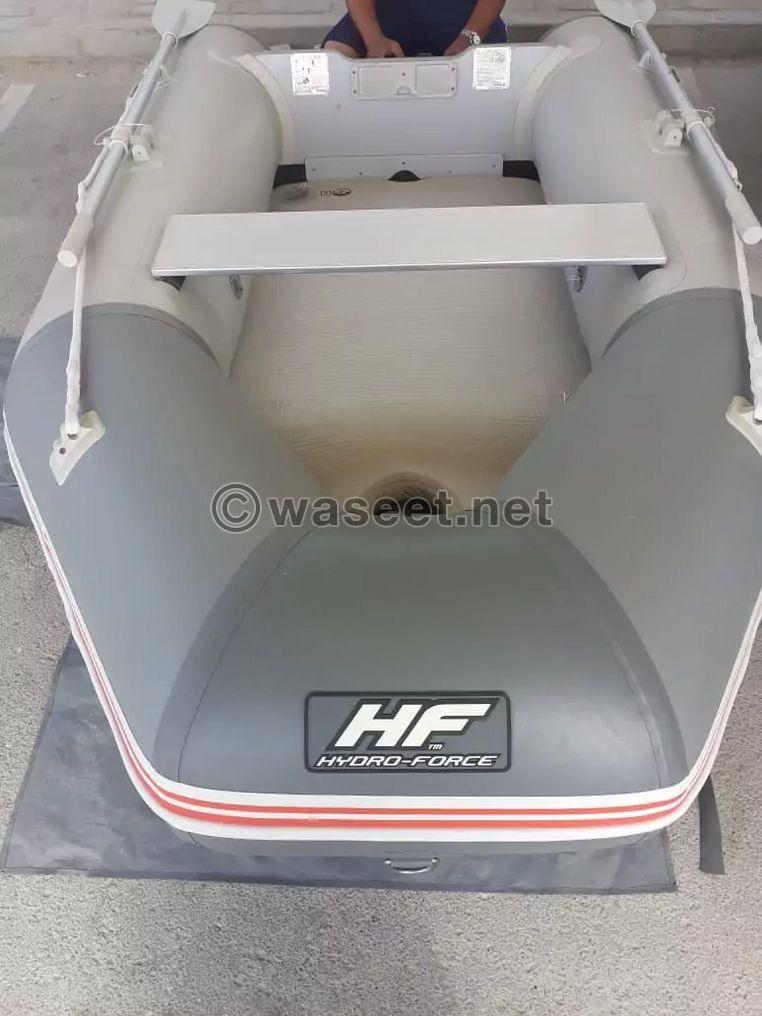قارب نفخ أصلي 1