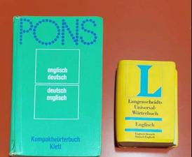 قاموس ألماني-إنجليزي