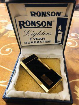 قداحة RONSON منذ عام 1896–جديدة بالصندوق