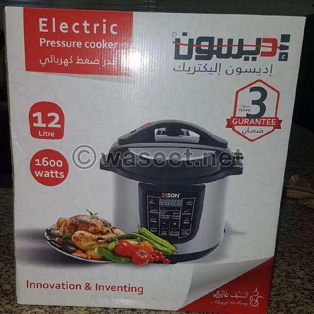 قدر ضغط مندي كهربائي للبيع