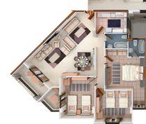 قسط شقة 230 متر بالقسط حتى 10 سنوات