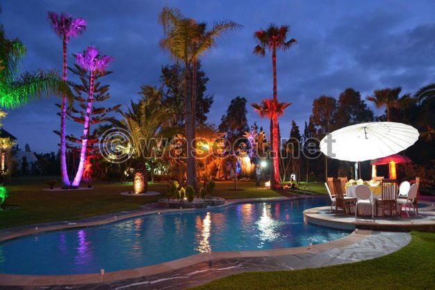 Mansion of 22000m², Bouznika Morocco