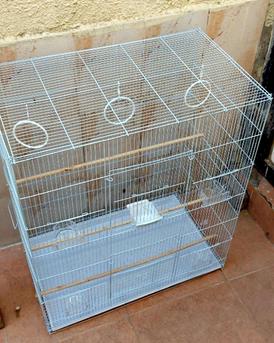 قفص طيور للبيع