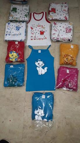 قميص بناتي ولادي