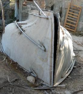 قوالب قوارب للبيع