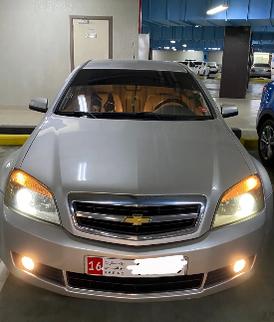 Caprice model 2009