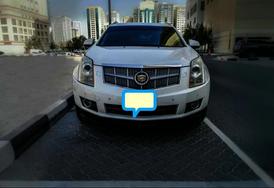 2012 Cadillac srx4