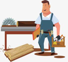 All carpentry work