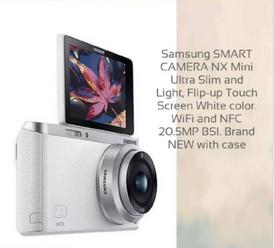 كاميرا جديدة نوع سامسونج