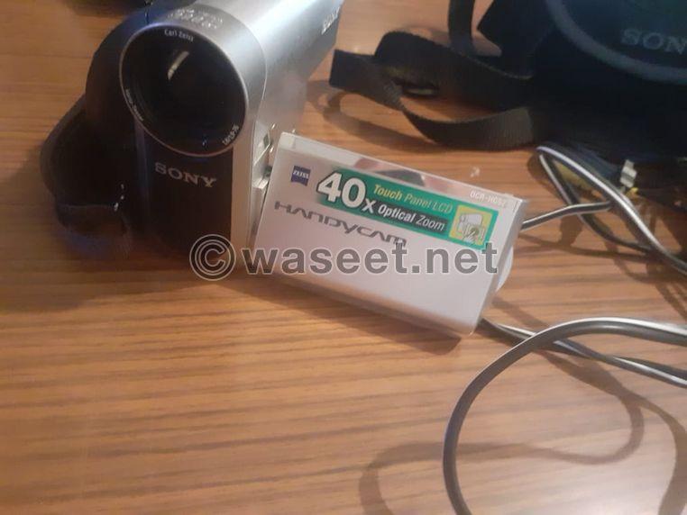 كاميرا عدد ٢ للبيع 1