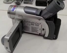 كاميرا فيديو JVC