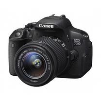 كاميرا كانون 700d للبيع