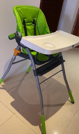 Baby dining chair for sale